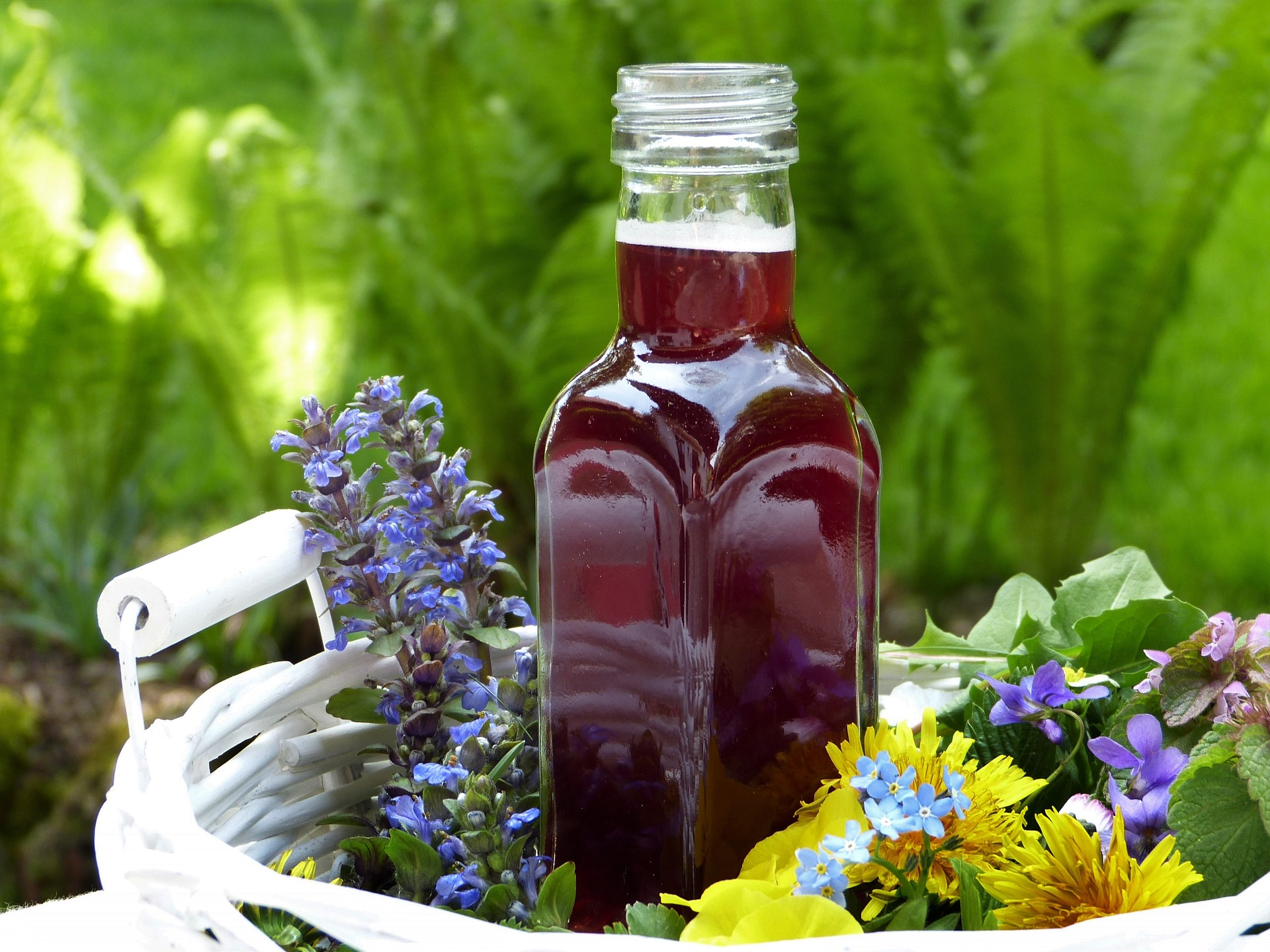 Oli essenziali per raffreddore e influenza.