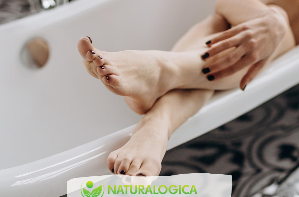 Come idratare la pelle del corpo secca mentre ti concedi un bagno
