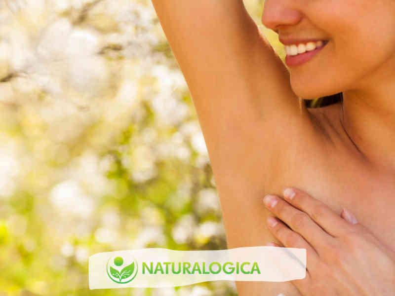 Olio deodorante fai da te con oli essenziali antiodore, ricetta facile con ottimi principi attivi.