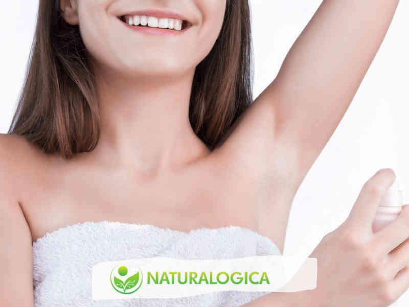 Spray deodorante con oli essenziali fai da te